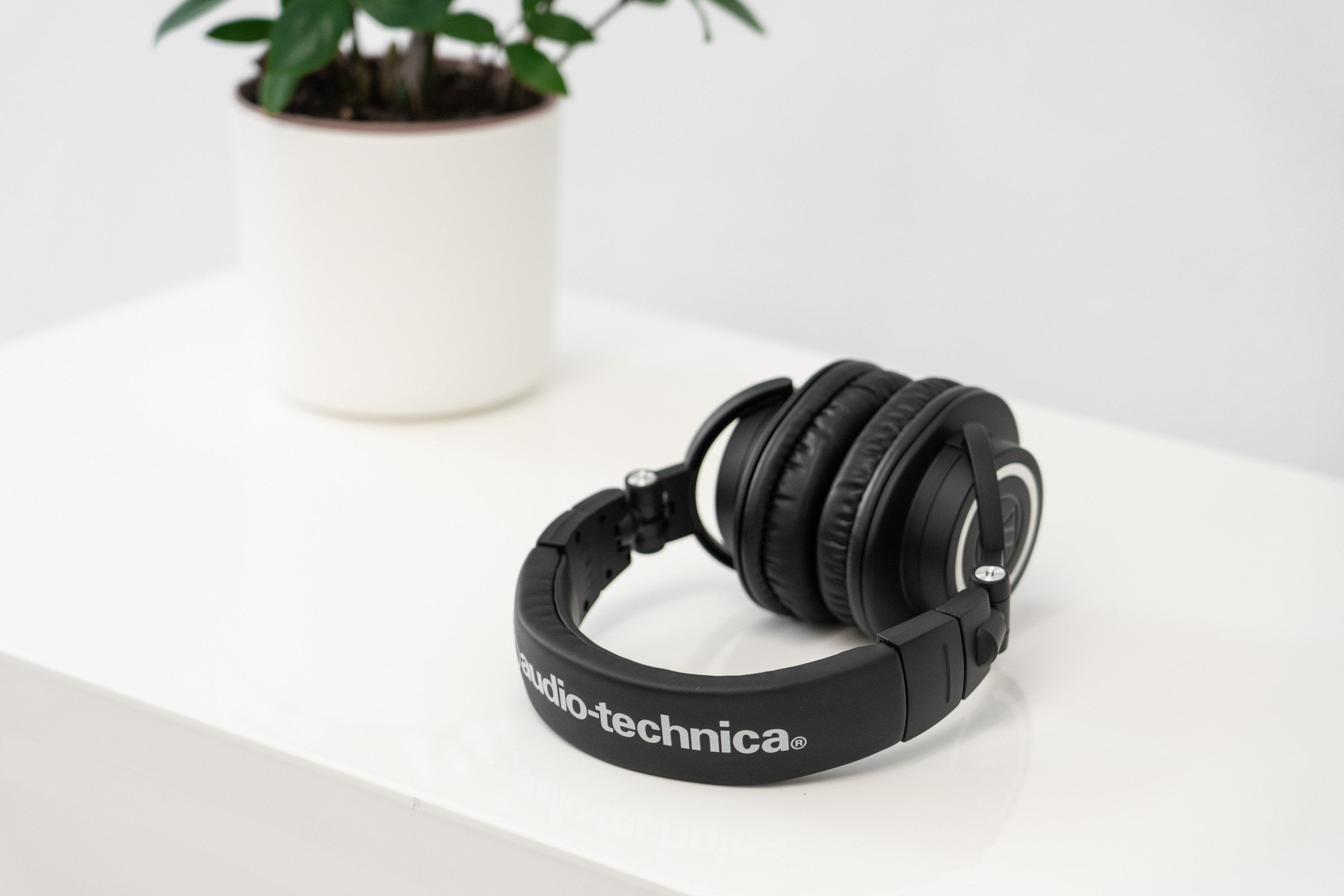 Sleek New Wireless Headphones From Audio-Technica