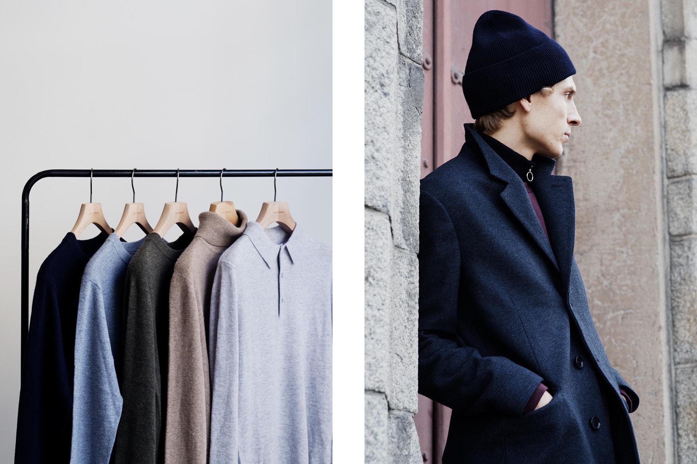 5 Sustainable Menswear Brands To Know - A Day's March