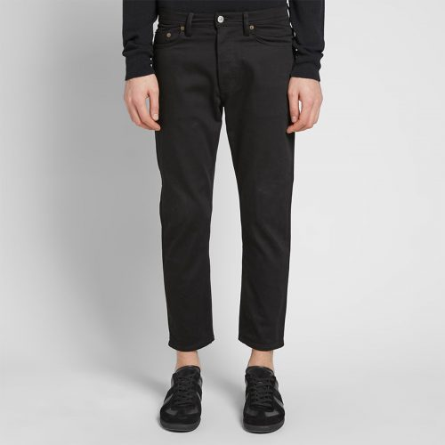Acne Studios River Slim Tapered Fit Jeans b