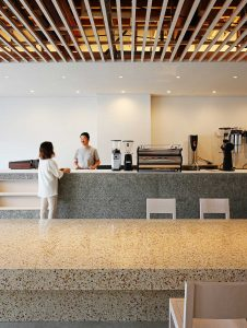 Nagasawa Coffee Opens Modern Shop With Vintage Roaster