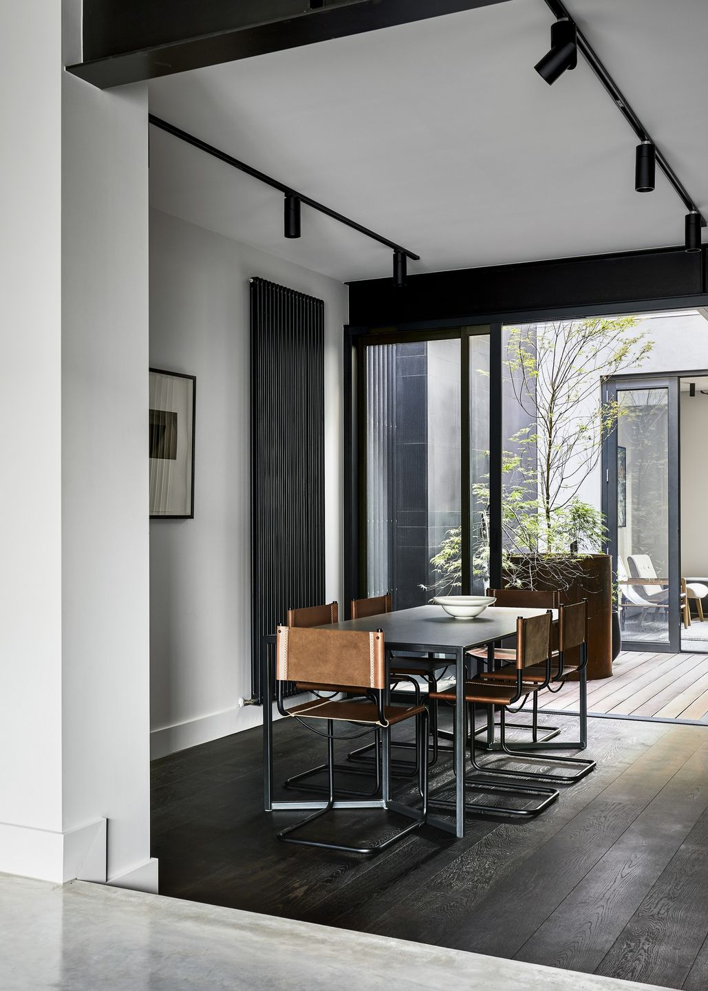 Terrace Rebuilt To Draw In Natural Light – Richmond Terrace by Robert Nichol & Sons