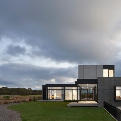 Torquay House - Luke Fry Architecture