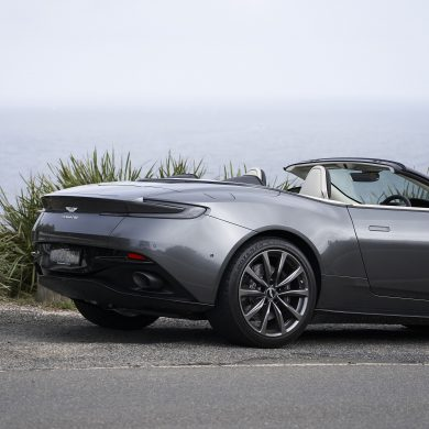 Aston Martin DB11 Volante Review - HEY GENTS