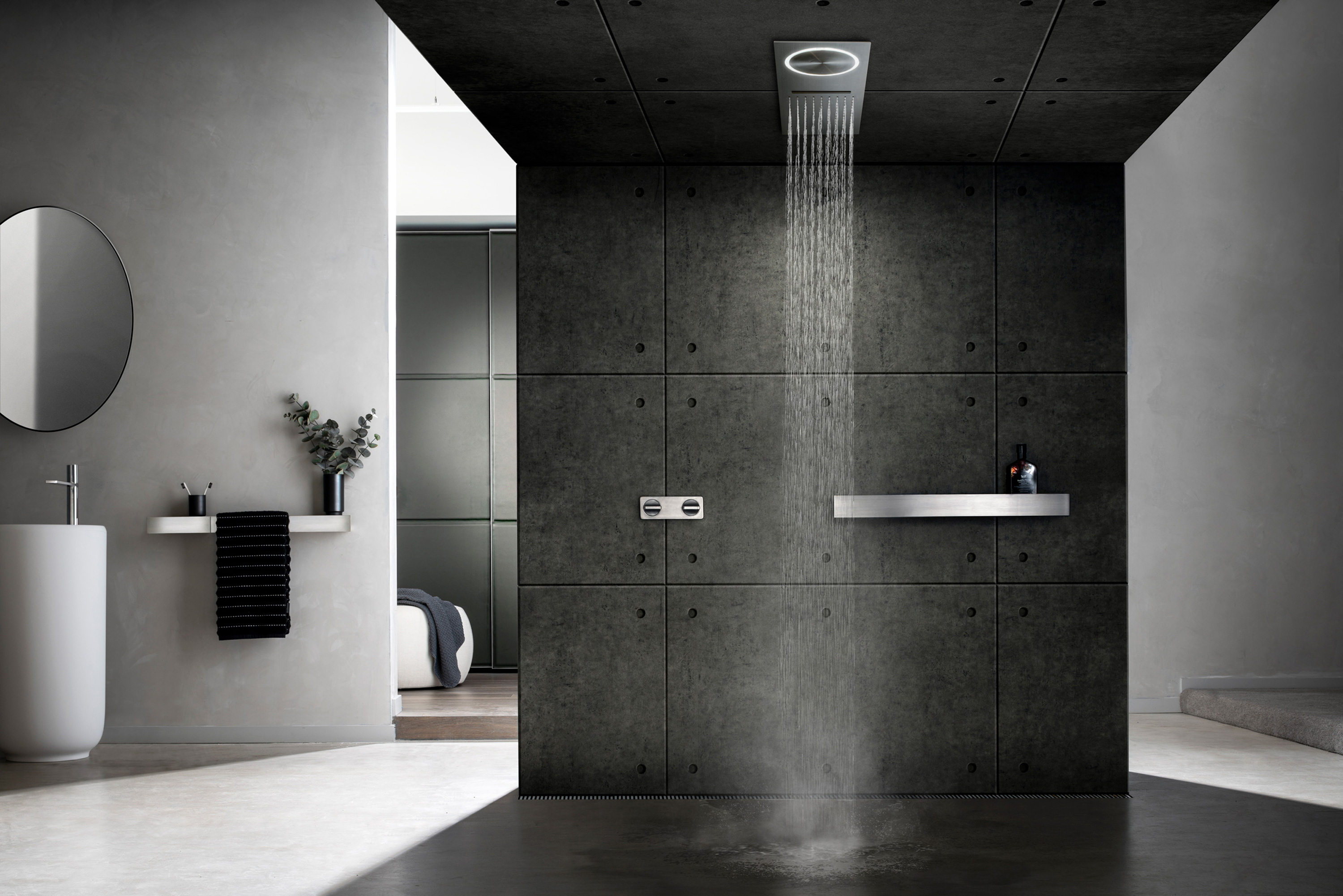 Tectonic Showerhead Rogerseller - HEY GENTS