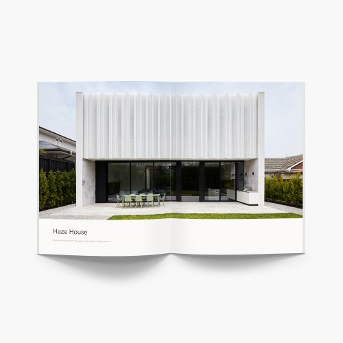 HEY GENTS Magazine Issue 06 - Australian Architecture