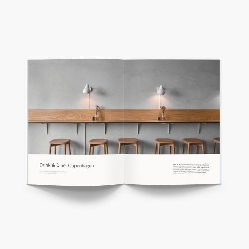HEY GENTS Magazine Issue 06 - Copenhagen Guide
