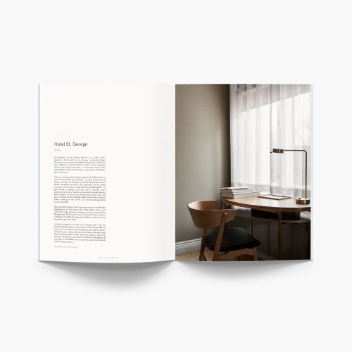 HEY GENTS Magazine Issue 06 - Scandinavian Design Hotels