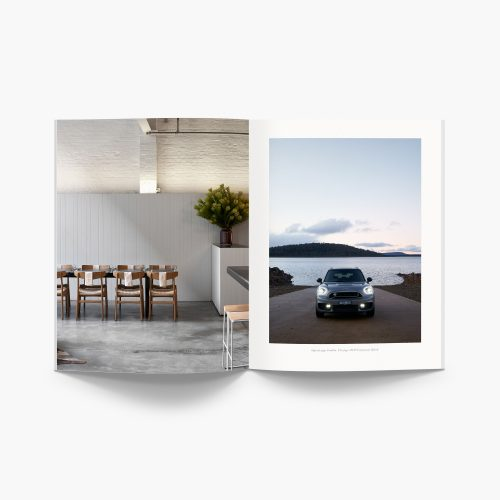 HEY GENTS Magazine Issue 06 - Scandinavian Design Hotels - Guide To Tasmania