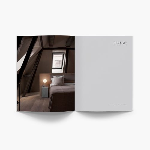 HEY GENTS Magazine Issue 06 - Scandinavian Design Hotels - The Audo