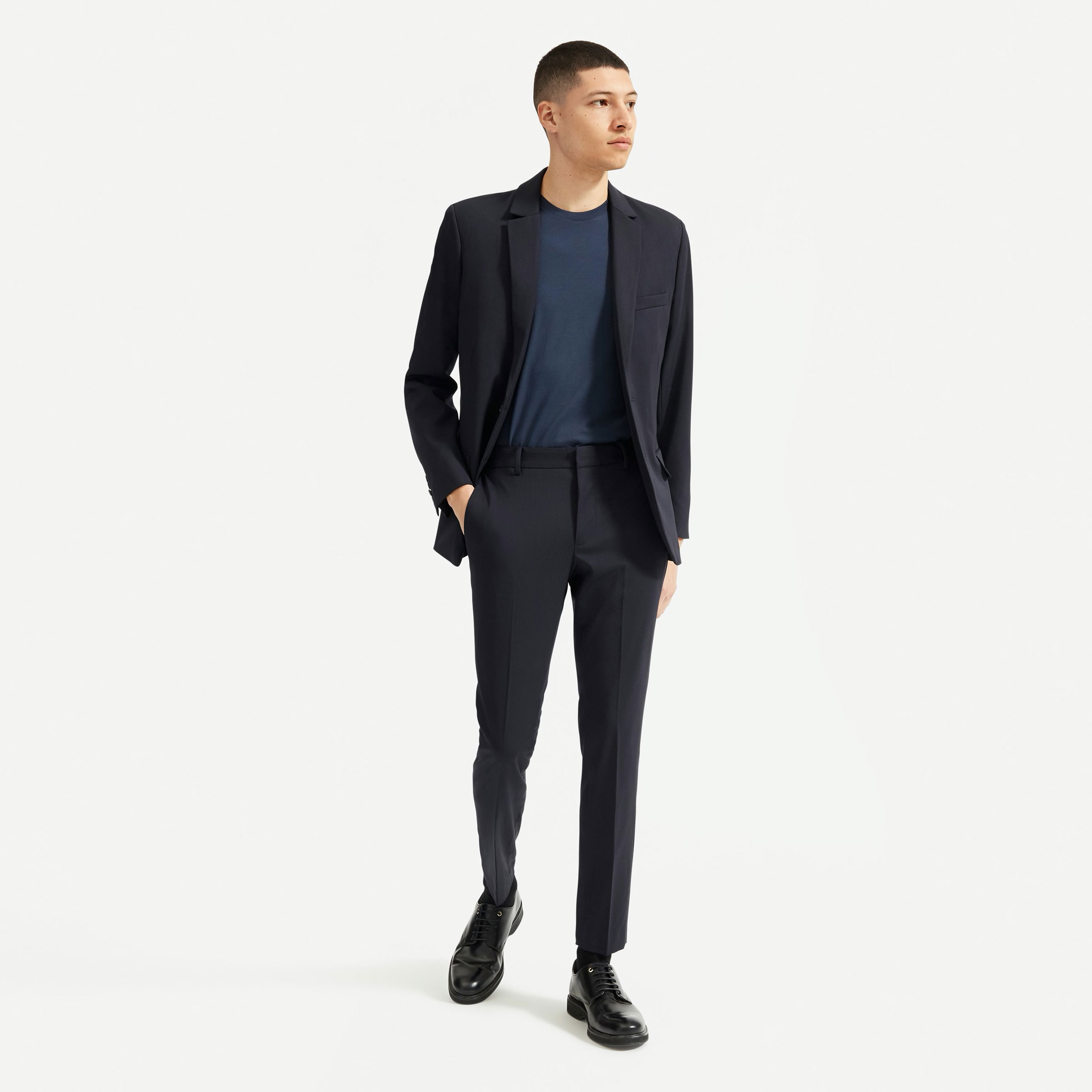 Everlane Italian Wool Suit - Affordable Men's Suit