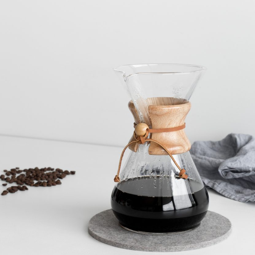 Guide To Pour Over Coffee | How To Make Pour Over Coffee - HEY GENTS Magazine