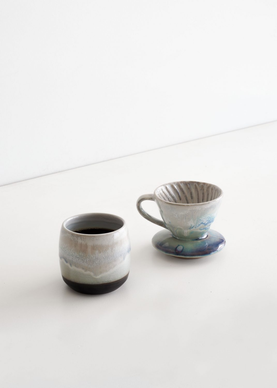 Guide To Pour Over Coffee | How To Make Pour Over Coffee - HEY GENTS Magazine - Provider Store Japanese Ceramic Coffee Cup Set