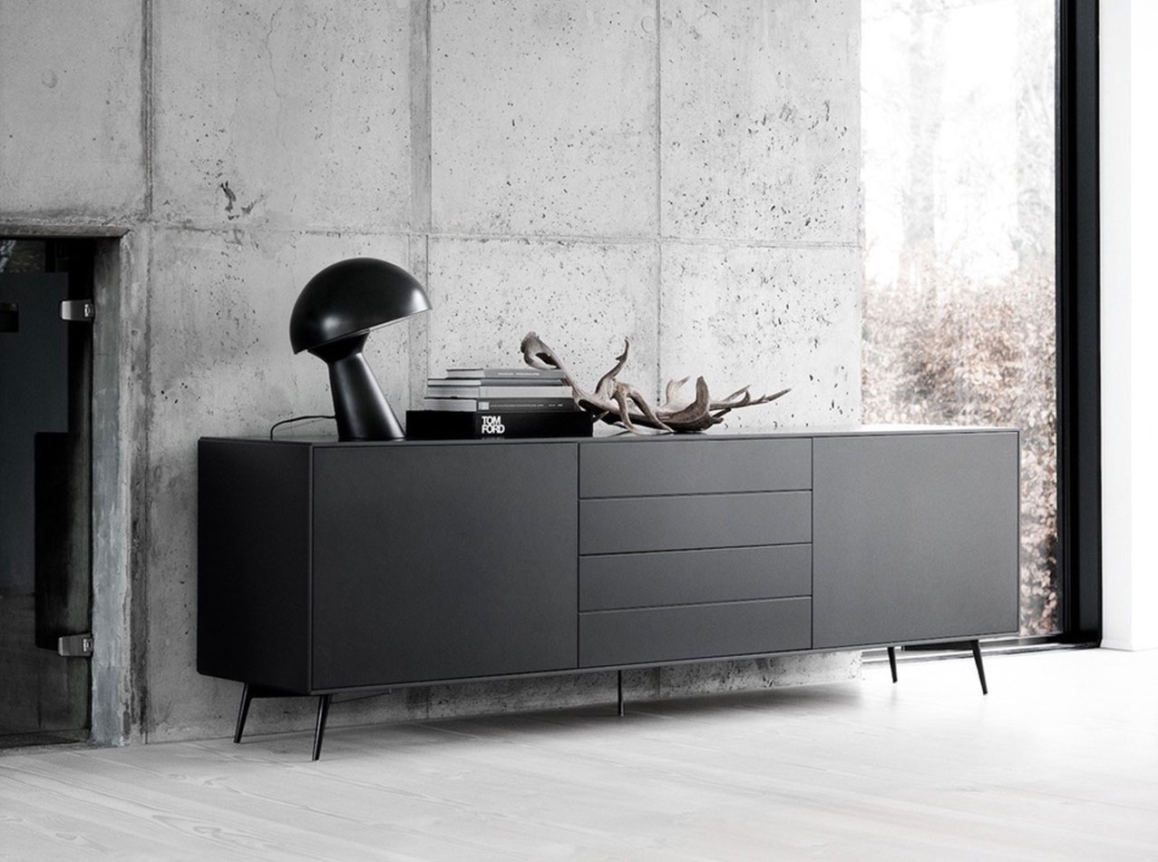Working From Home With Space Saving Solutions - BoConcept | HEY GENTS