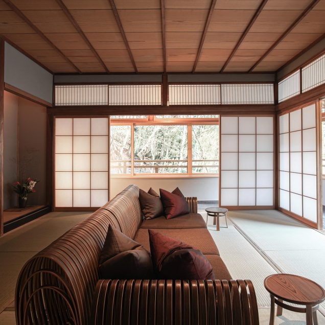 HOSHINOYA Kyoto Review - Design Hotel Arashiyama Japan