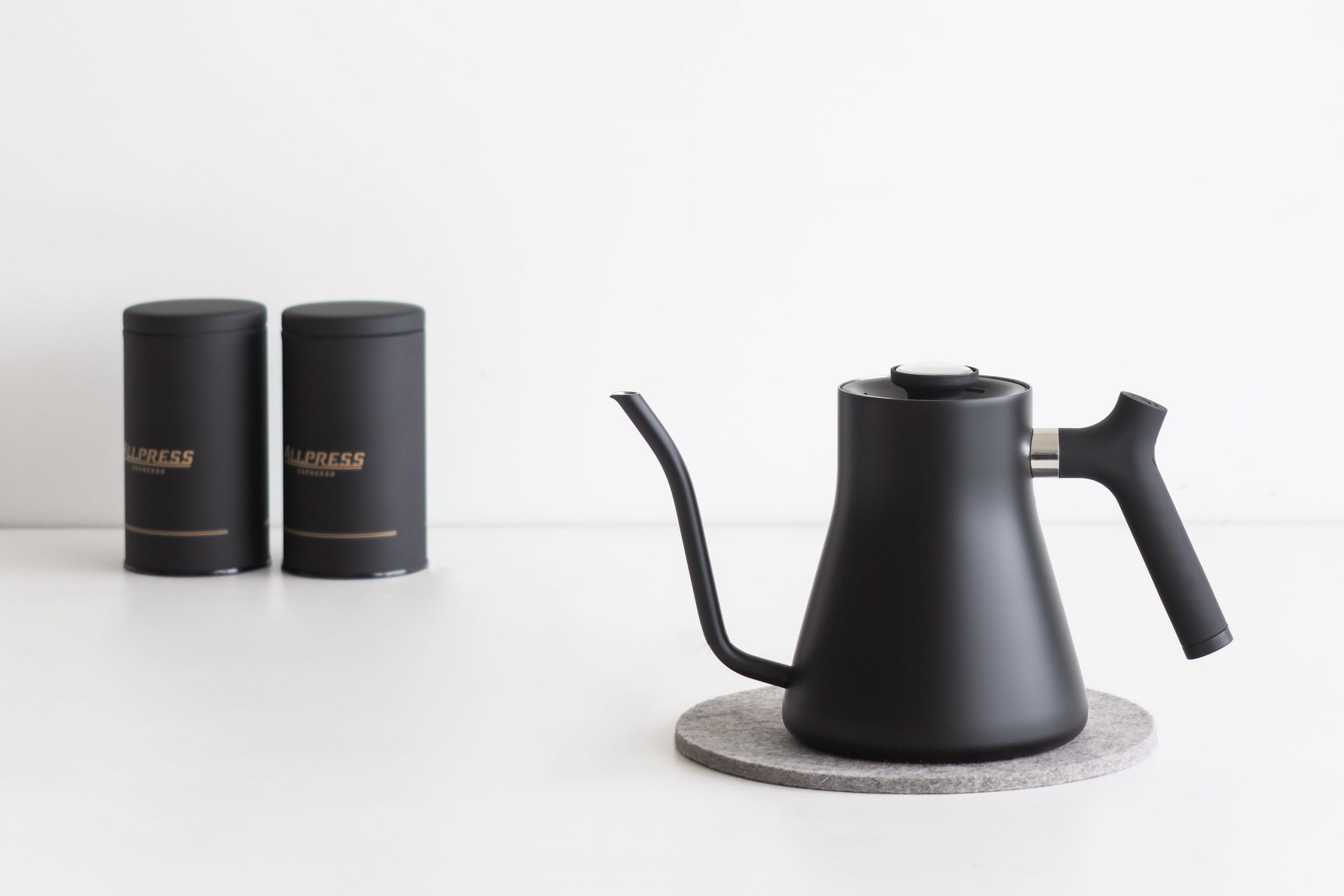 HEY GENTS Coffee Gift Guide 2020  Fellow Stagg Kettle