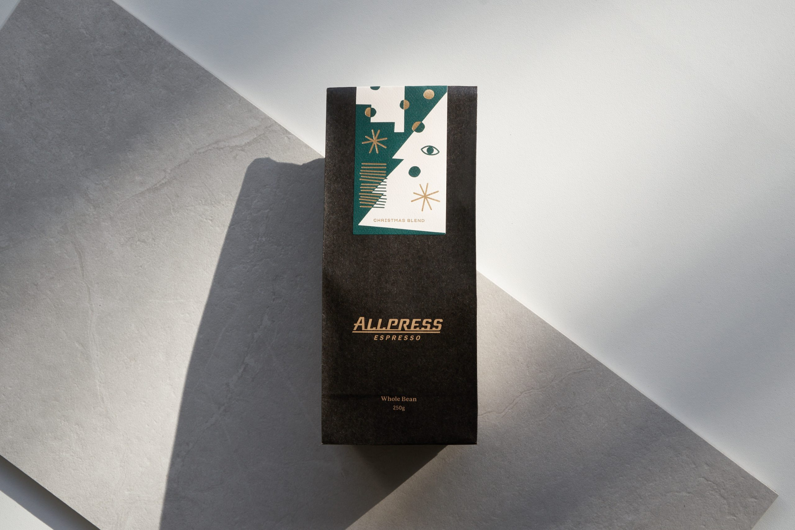 HEY GENTS Coffee Gift Guide 2020 Allpress Christmas Blend