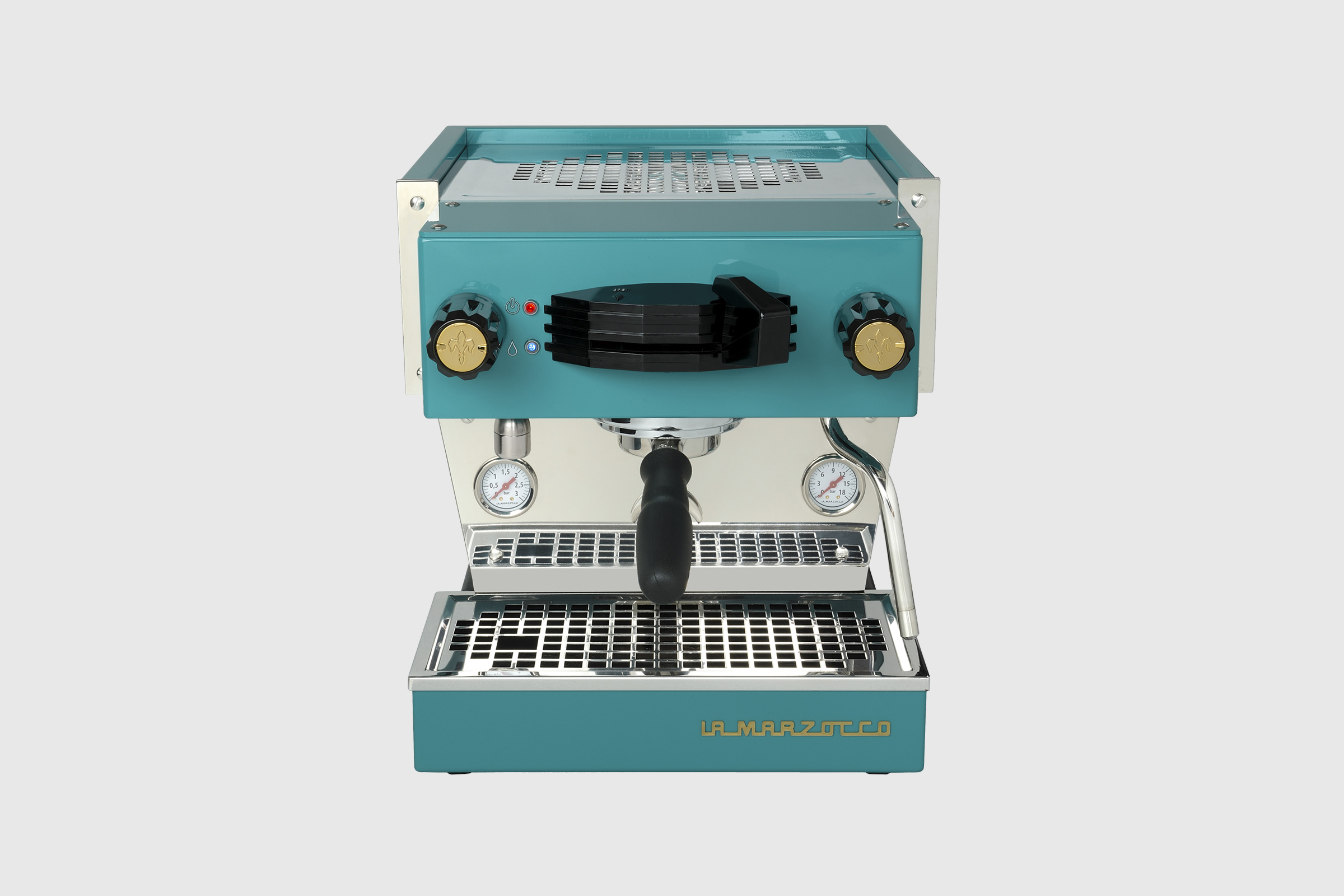 HEY GENTS Coffee Gift Guide 2020 - La Marzocco Sapphire Special Edition Linea Mini