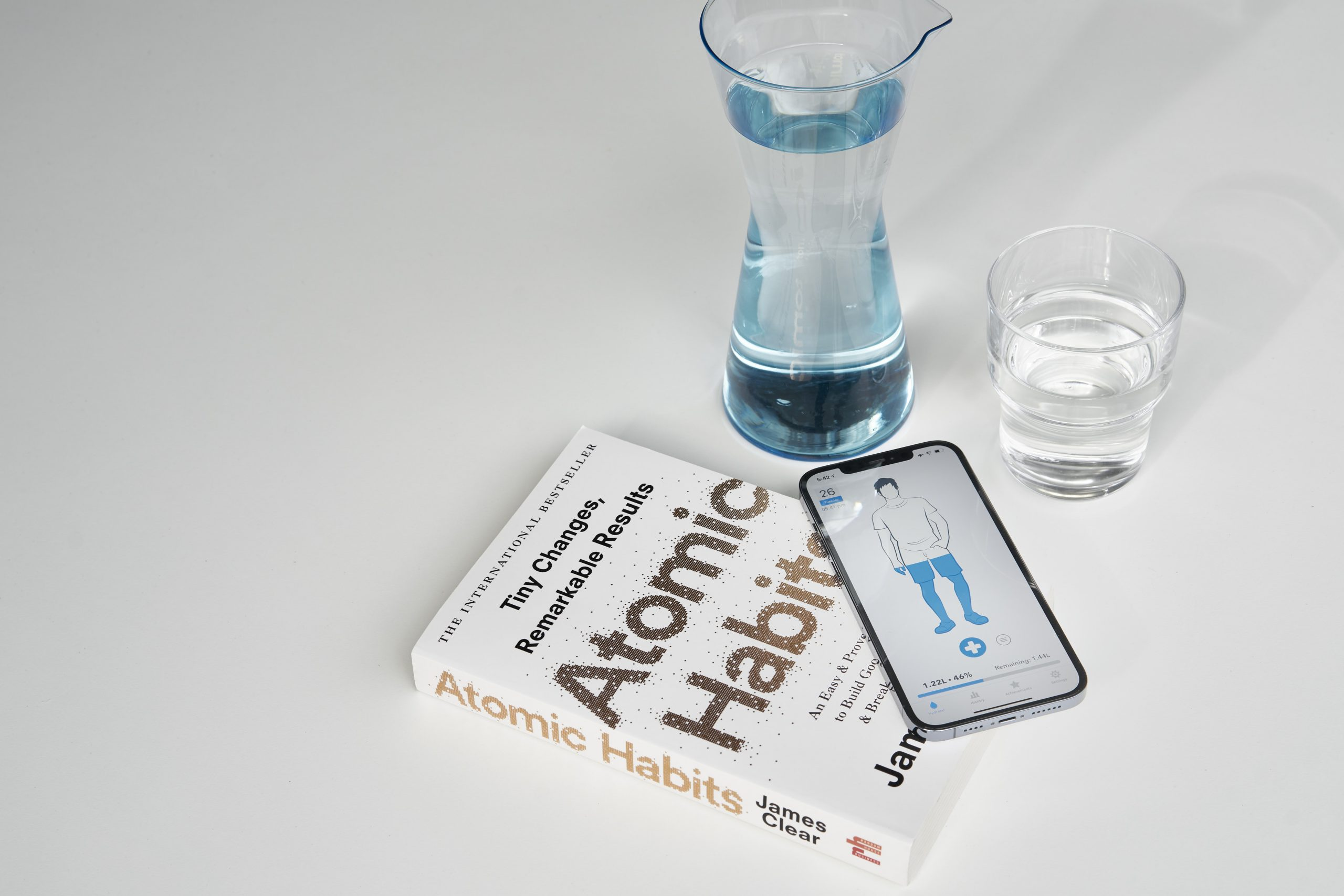 Atomics Habits Book Review - HEY GENTS